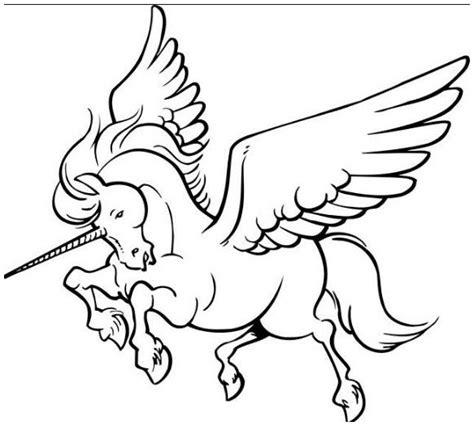 unicornio imagenes para pintar dibujos de unicornios para colorear gratis drawing board