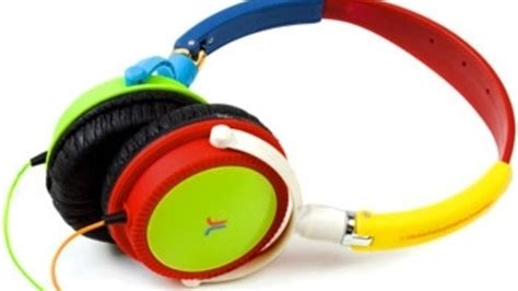 Headphone Color Block Colorblock Sitar Headphones Grandparents