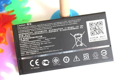 Asus C11p1404 Battery Zenfone 4 1600mah Original thay pin asus zenfone 4 a400 t00l battery ch 237 nh h 227 ng 1600mah