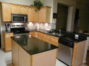 granite countertops ideas kitchen black granite kitchen countertops ideas home interior design