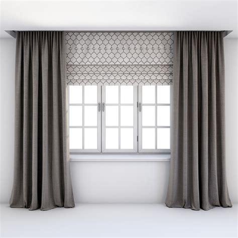 roman blinds with net curtains curtains with roman blinds curtain menzilperde net