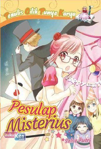 Buku Novel Kkpk Congklak Misterius bukukita pcpk pesulap misterius toko buku