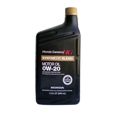 купить моторное масло honda synthetic blend 0w 20 в спб