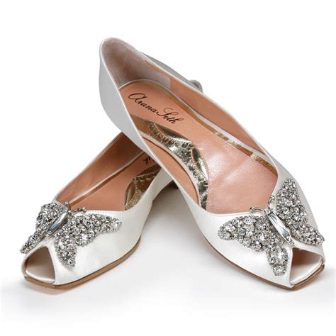 Dressy Flat Shoes For Wedding by Flat Wedding Shoes Wedding Shoes