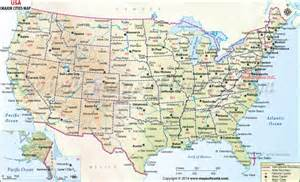 free usa map with major cities united states major cities software free