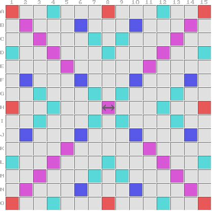 Grille De Scrabble by Sans Titre
