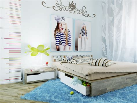 blue bedrooms for girls cute girls rooms