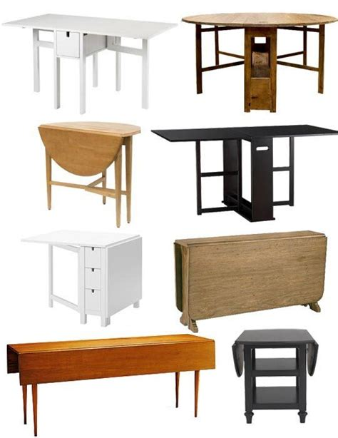 Apartment Therapy Guide Best Drop Leaf Gateleg Tables 2012 Apartment Therapy S