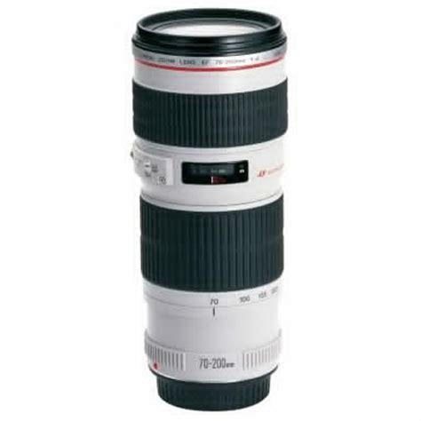 canon ef 70 200mm f4 l usm lens