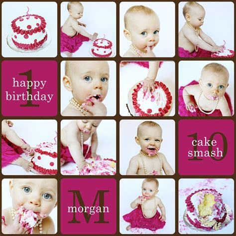 130 Best 1st Birthday Images On Pinterest Kitchens Beautiful Kitchen And Creative 1st Birthday Collage Template