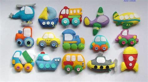 moldes carros en fieltro moldes para hacer carros de fieltro