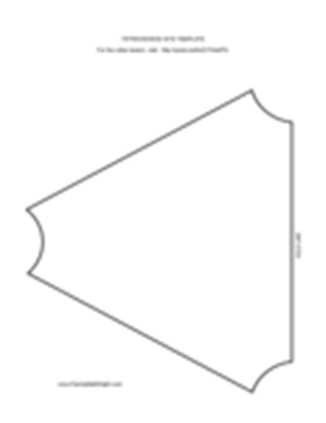tetrahedron kite template handicraft template 119 free templates in pdf word