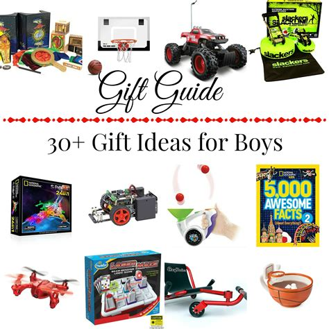 30 gift ideas for boys life without pink