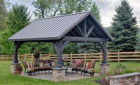 Alpine Pavilions Backyard & Beyond