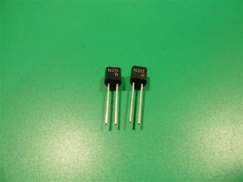 Transistor N20 n20 n 20 과전류 보호소자 icp n20 to92 marking n20 current