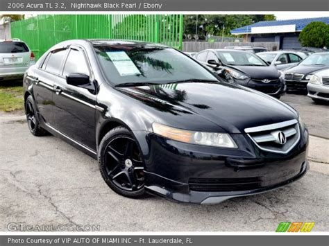 acura tl 200 2006 acura tl black 200 interior and exterior images