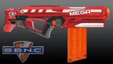 Tag Gun 8s southern brisbane nerf club rumor mill mega quot vulcan quot