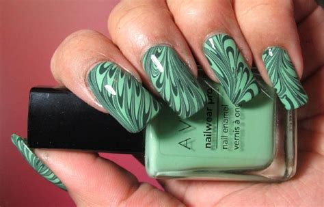 imagenes de uñas acrilicas color verde menta u 241 as decoradas color verde jade u 241 asdecoradas club