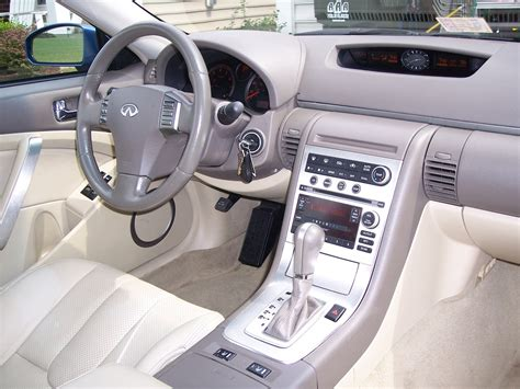 2005 G35 Coupe Interior by 2005 Infiniti G35 Pictures Cargurus