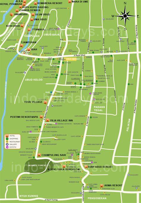 ubud map compressportnederland