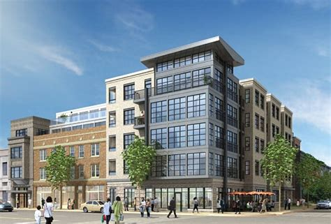 Modern Architecture Dc Updates To Proposed Residential Projects On 14th