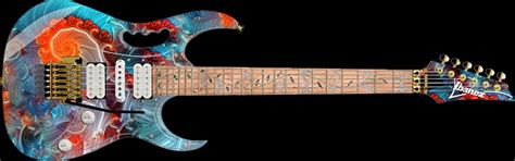 Design A Jem Contest | ibanez design a jem contest winner vai com the