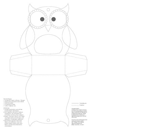 owl paper craft template best photos of owl template printable printable owl