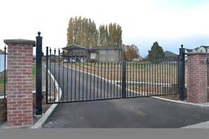 gates wrought iron driveway gates security gates