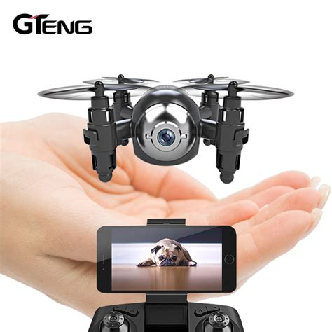 Drone Kamera Mini by Gteng T906w Fpv Mini Drone With Hd Quadcopter Rc