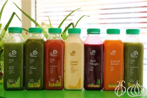 Juice Up Detox Lebanon qi juices time for a cleansing nogarlicnoonions
