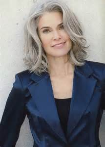 mid length grey hair 20 best hair styles for older women long hairstyles