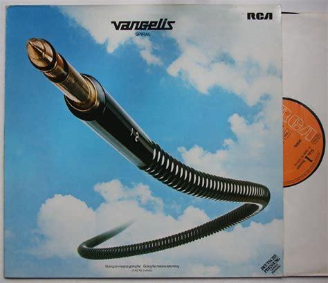 Lp Spiral vangelis spiral records lps vinyl and cds musicstack