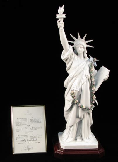 statue of liberty research paper lladro quot statue of liberty quot figure 2009195