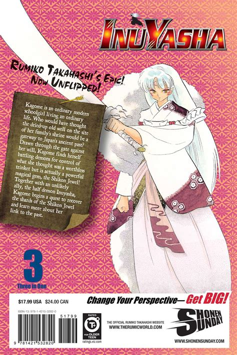 Z Vol 2 Vizbig Edition inuyasha vol 3 vizbig edition book by rumiko
