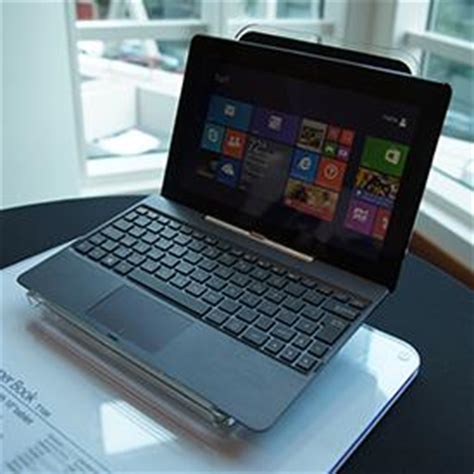 hands on with the asus transformer book t100 | news