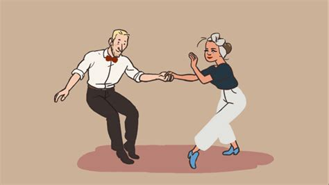 lindy hop swing out swing out lindyhop swingout dancin
