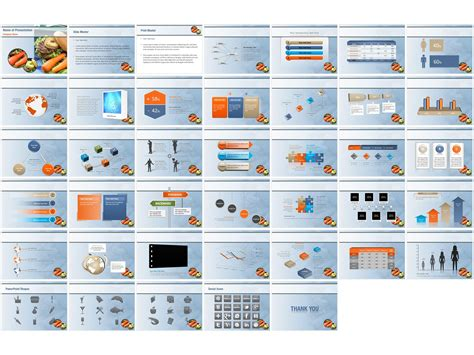 fast food powerpoint templates fast food powerpoint