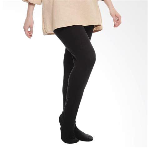 Celana Legging Muslim jual syifa collection standar legging wudhu celana muslim wanita hitam harga