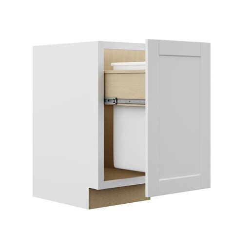 hton bay shaker assembled 18x34 5x24 in pull out trash