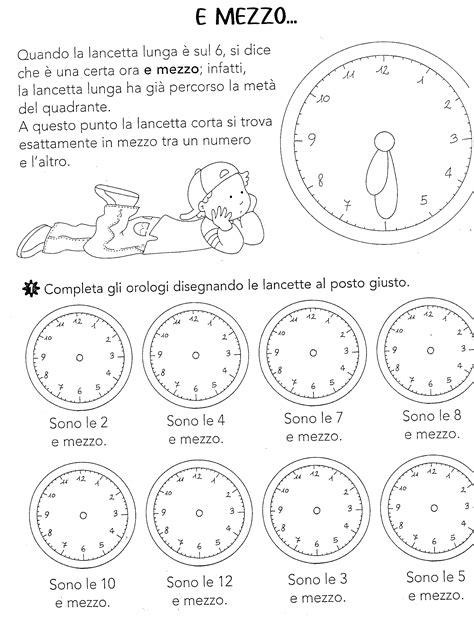 par c3 a0 tende da sole schede orologio seconda elementare con scuola di pensiero
