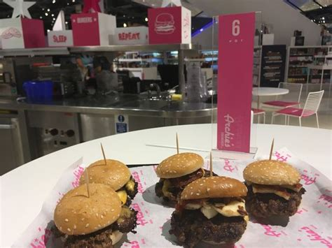 Handmade Burger Co Halal - reviewed new bullring halal burger restaurant archie s