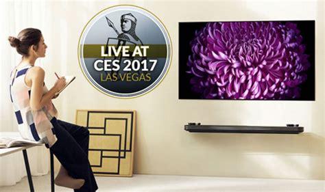 lg 4k thin tv esp lg unveils new ultra thin w7 oled 4k tv that sticks to