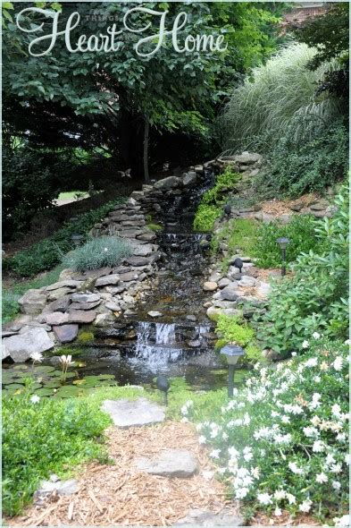 diy backyard waterfall diy backyard waterfall pond all things and home