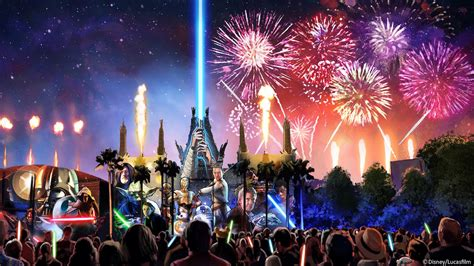 10 of fireworks shows at disney s theme parks new wars fireworks display will be the most