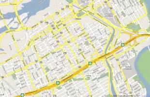 map canada ottawa image gallery ottawa map