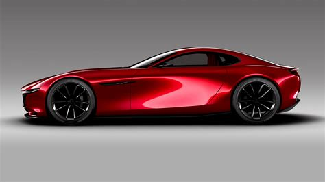 mazda motor cars mazda rx 9 previewed with rx vision rotary concept at