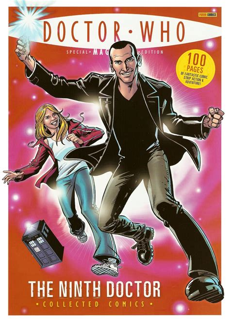 doctor who the ninth doctor volume 4 eaters books doctor who magazine special edition the ninth doctor