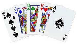 history of cards the