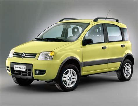 Fiat 4x4 Cars Fiat Panda 4x4 2003 2004 2005 2006 2007 2008 2009