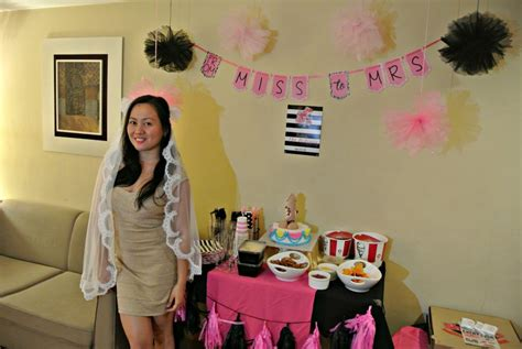 bridal shower ideas philippines s kate spade themed bridal shower r 18 post